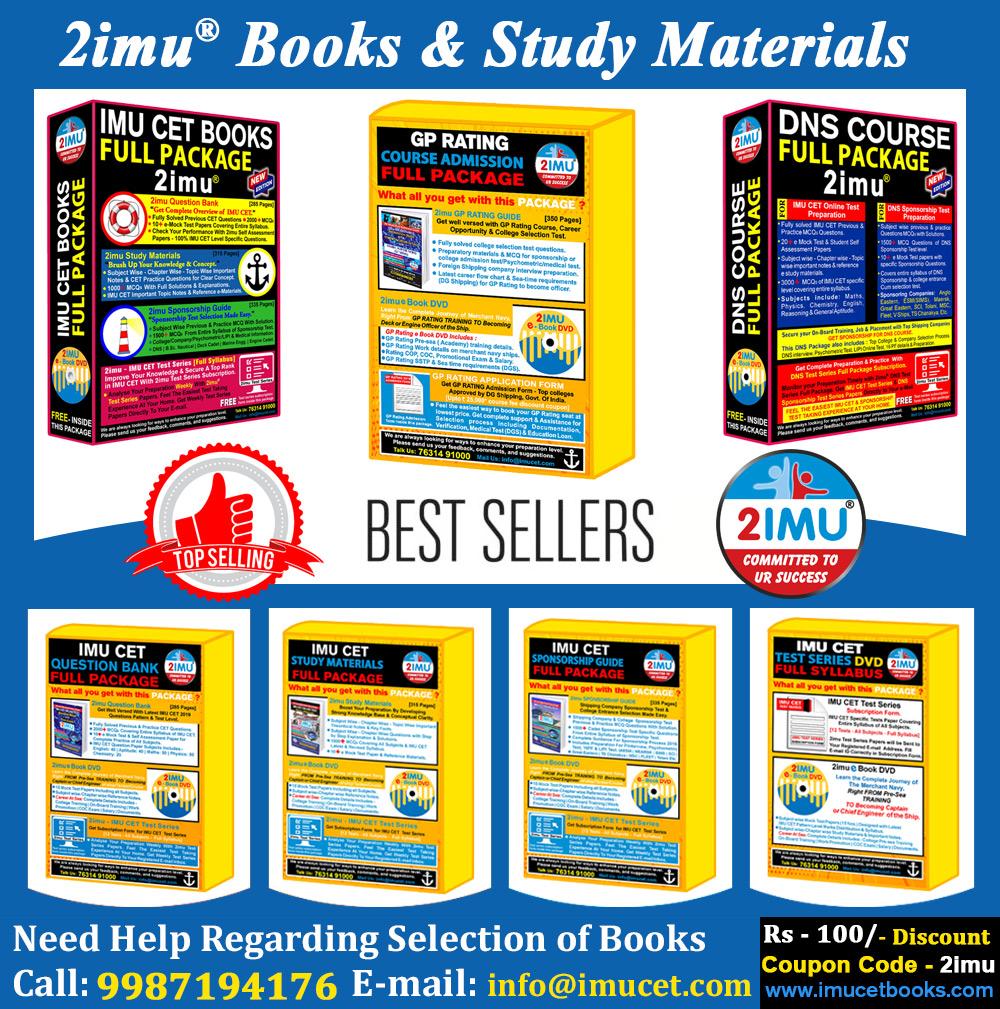 IMU-CET_Books_Study_Materials_2018